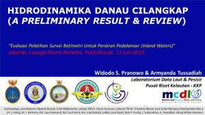 WPranowo Hydrodynamics-Inland-Waters for PUSHIDROSAL 2019-07-11
